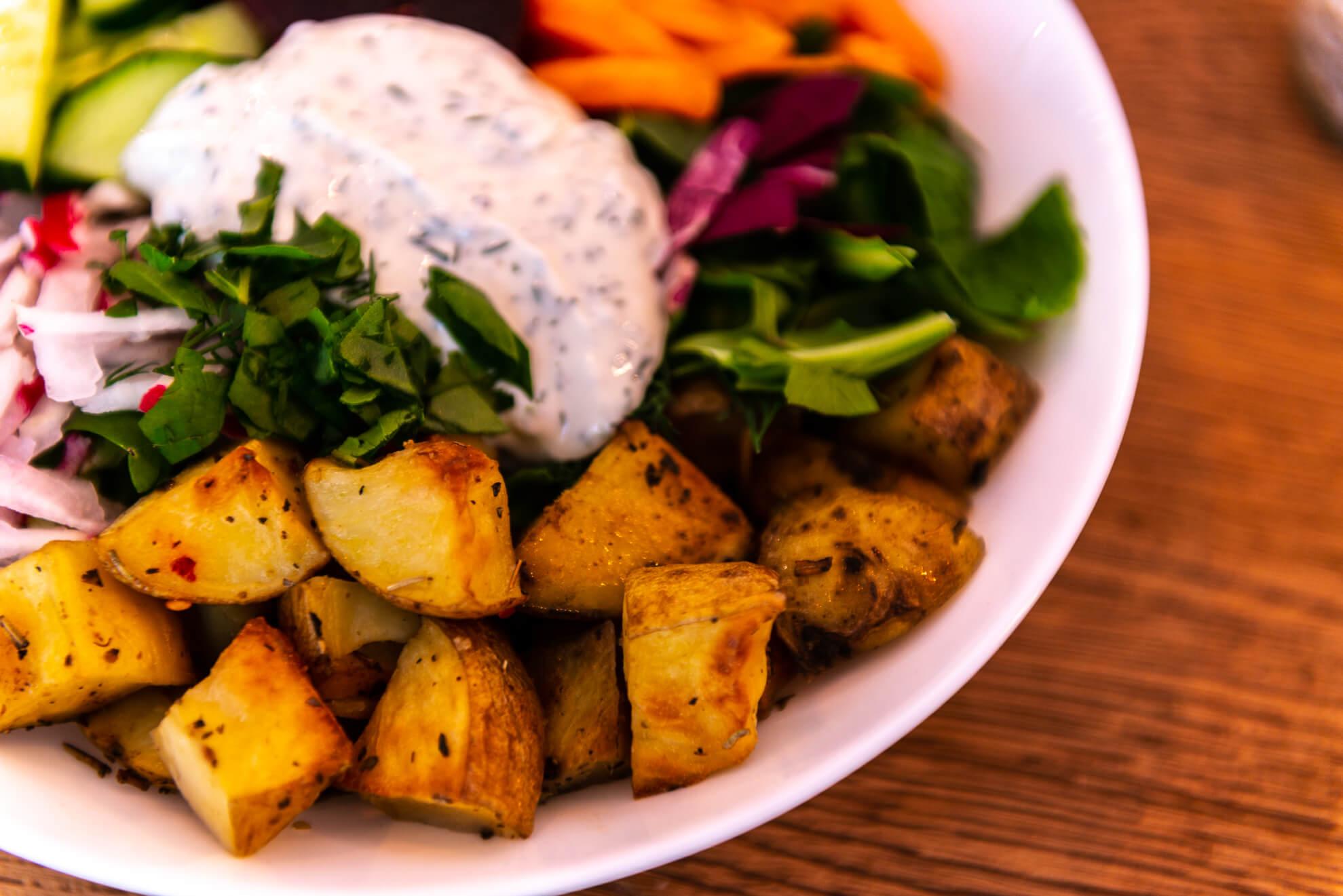 vedans –fresh 'n' healthy – BOWLS & SALATE